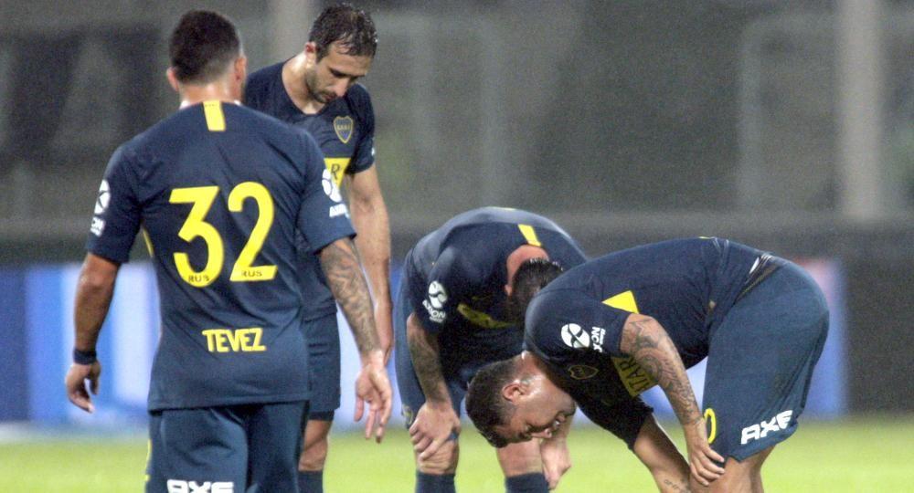 Sin reacción: Boca se quedó afuera de la Copa Argentina y se