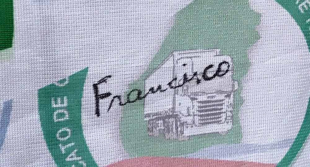 <p>Con la firma del Papa. Los camioneros lideran las presentaciones de la Multisectorial 21F en las principales ciudades del país. Ya sumaron más de 1.800 organizaciones gremiales, sociales y políticas.</p>