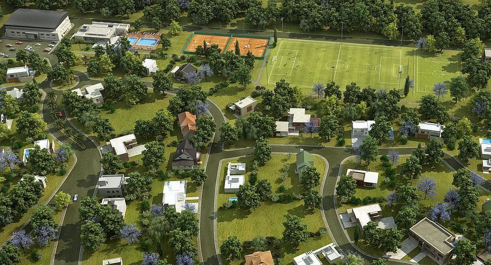 El aislamiento obligatorio despertó el deseo de mucha gente por vivir en lugares con espacios verdes en contacto con la naturaleza.