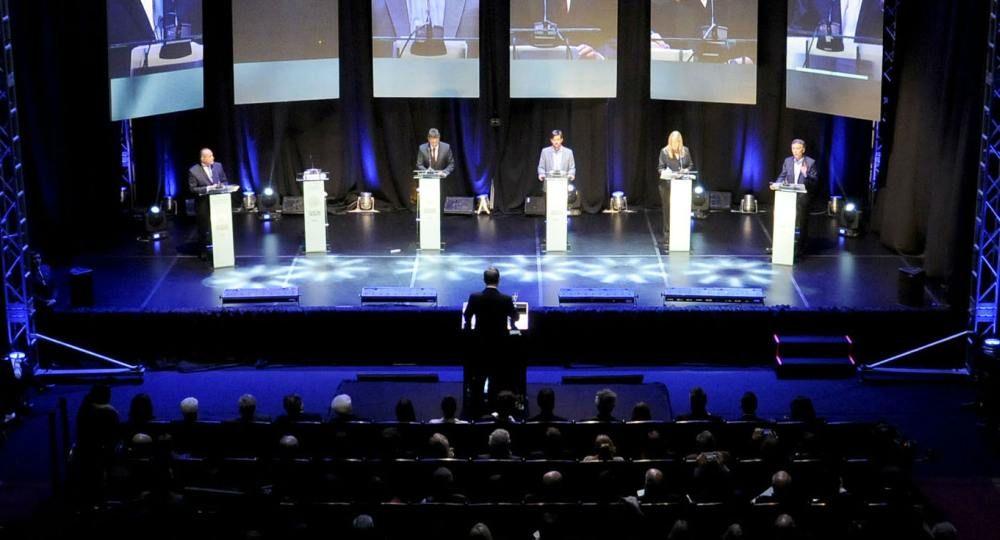 Resultado de imagen para argentina debate electoral