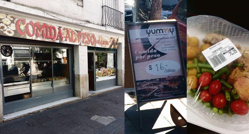 Boom De Comida Al Peso En 5 Anos Se Triplicaron Los Locales