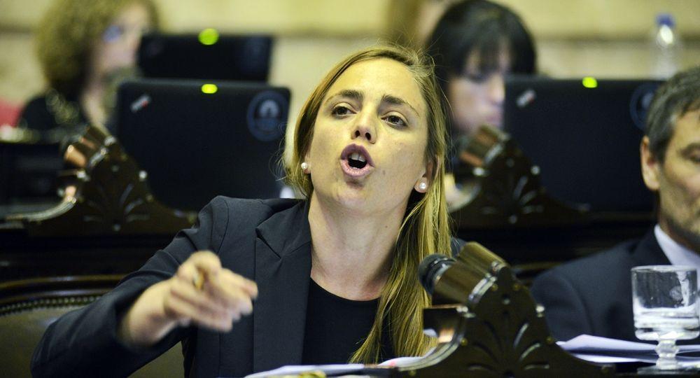 María Emilia Soria, diputada nacional por Río Negro.