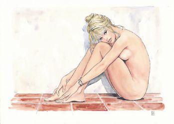 Brigitte Bardot Según Manara A Buen Precio