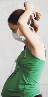 Nuevas complicaciones en embarazadas por el virus