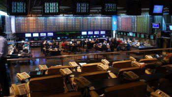 El Merval cedió un 2,5% por una mayor aversión global al riesgo