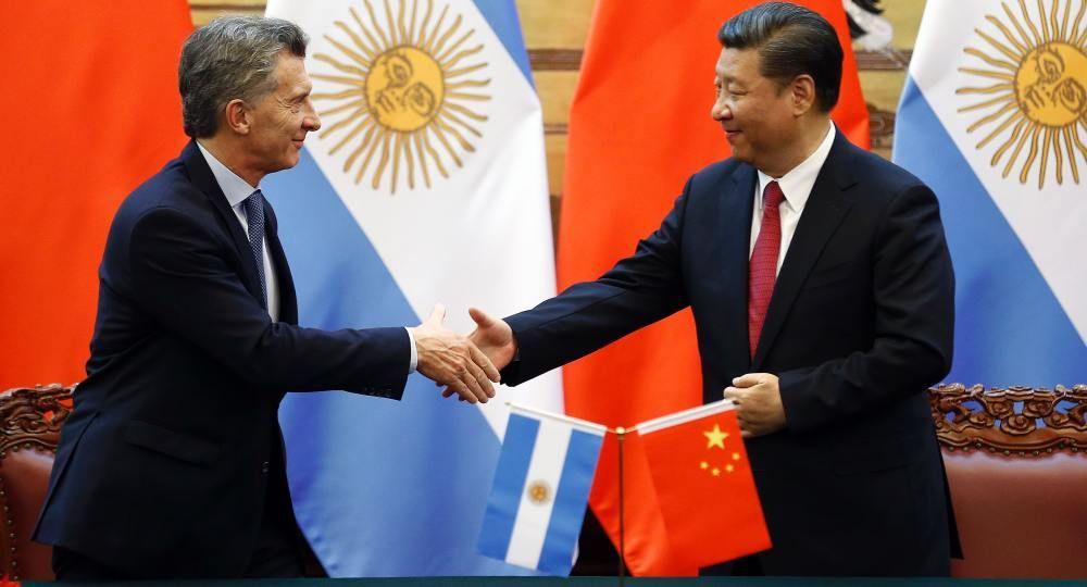 Mauricio Macri y el presidente de China Xi Jinping se verán las caras el próximo 2 de diciembre