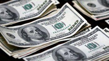 Afectado por mal exterior, el dólar subió 42 centavos a $ 38,79