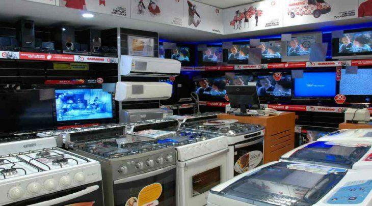 El plan para la compra de electrodomésticos tienecomo objetivo reactivar el consumo.