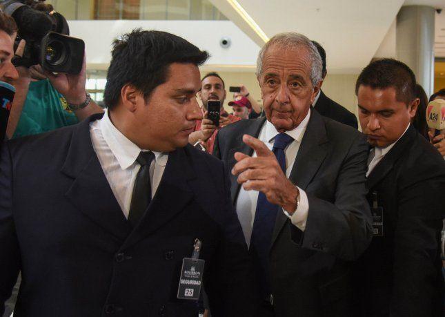 D'Onofrio aseguró que Macri quiere que la Superfinal con Boca se juegue en la cancha de River