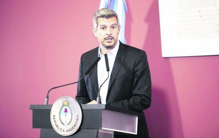 Misión para Peña: que haya obra pública para inaugurar en 2019