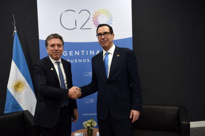 Detalles de los acuerdos entre Argentina y EEUU sobre obras, energía y seguridad
