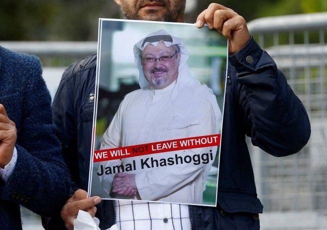 <p>Jamal Khashoggi.</p>