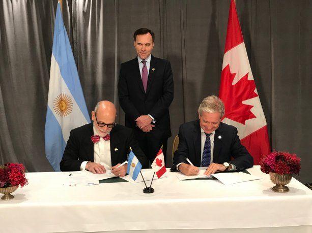 Argentina y Canadá avanzaron en transparencia de gobierno