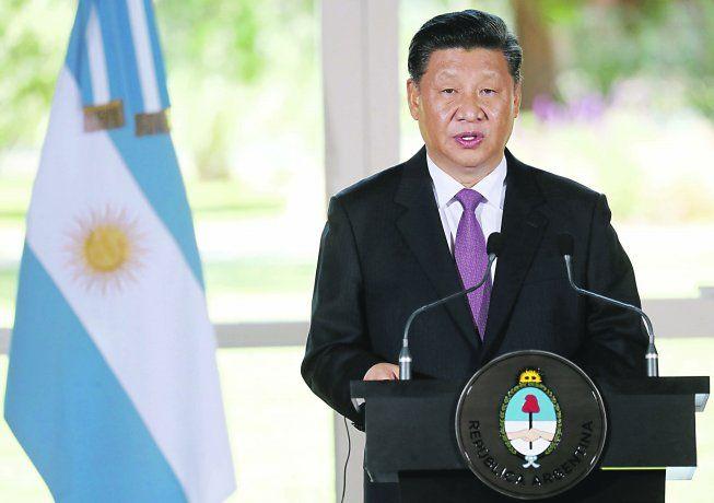 Promesa a Xi Jinping: Condor Cliff y Atucha
