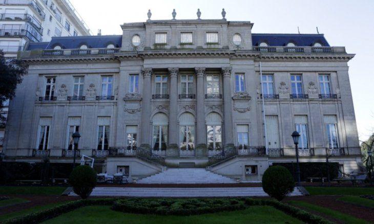 Resultado de imagen para Declaran Monumento Histórico la residencia del embajador de EEUU