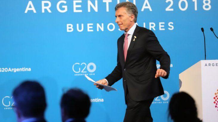 Macri: El Mercosur ha sido el bloque más cerrado del mundo y eso nos impidió crecer