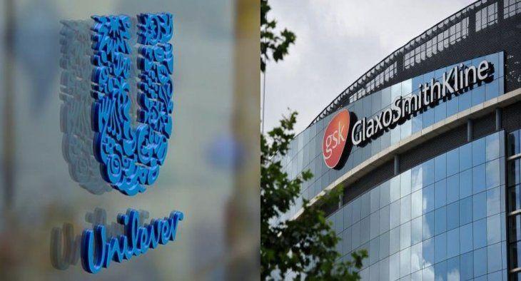 Unilever compró activos de GSK por 3.300 M de euros