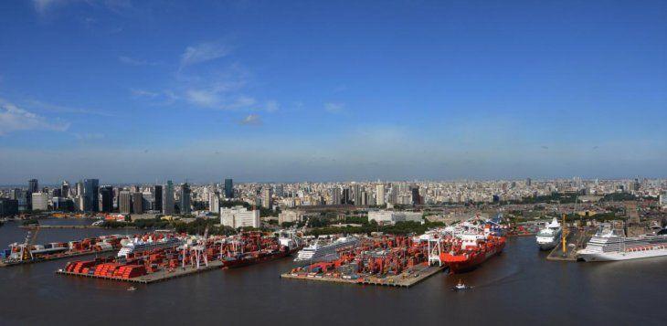 Puerto de Buenos Aires: Gobierno apura el traspaso a la Ciudad