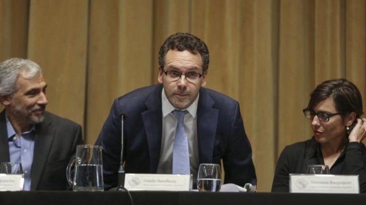 <p>El presidente del Banco Central, Guido Sandleris, anunciaba el 29 de septiembre que su nuevo plan de política monetaria.</p>