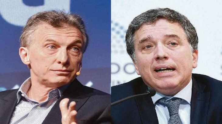 <p>El presidente Mauricio Macri y el ministro de Hacienda, Nicolás Dujovne, podrán celebrar la decisión del Banco Central de modificar los plazos de evaluación de la base monetaria.</p>