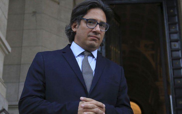 Germán Garavano.