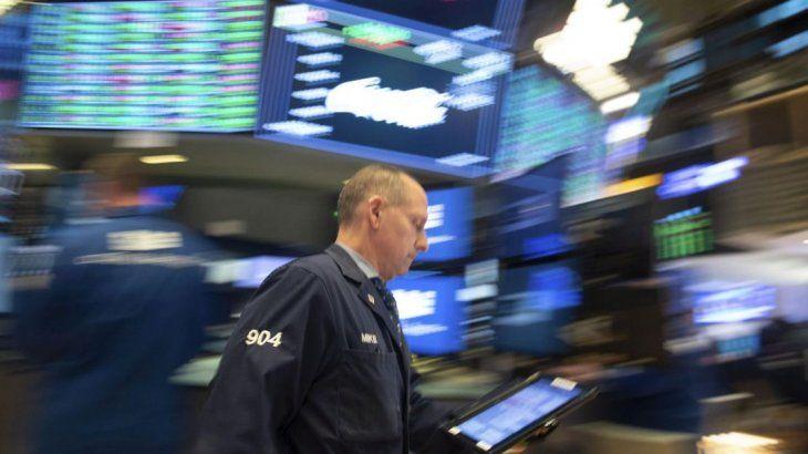 Acciones argentinas cayeron hasta 5,1% en Wall Street