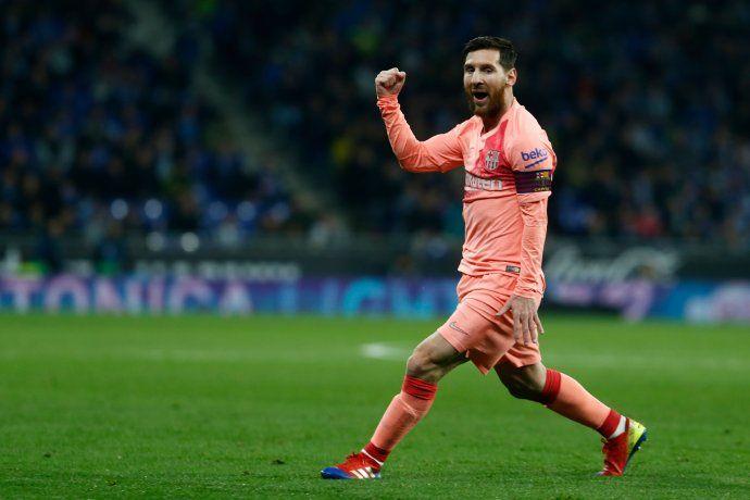 bien fuera x imágenes oficiales precios increibles Lionel Messi buscará quebrar seis récords en 2019   Lionel ...