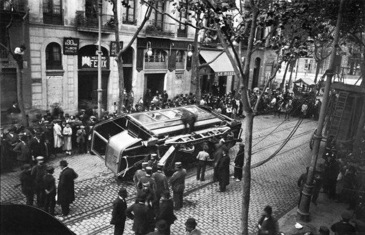 Los cruentos sucesos de la semana trágica estuvieron marcados por una brutal represión contra los trabajadores de los talleres Vasena.