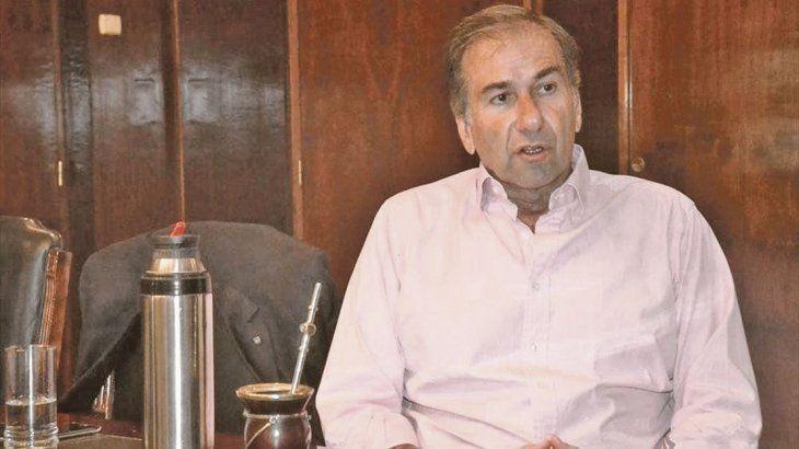 Reelección. Humberto Schiavoni