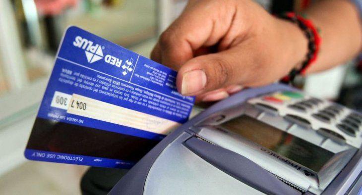 La operatoria en pesos con tarjetas de crédito registró un saldo de 456.283 millones pesos a fines de septiembre