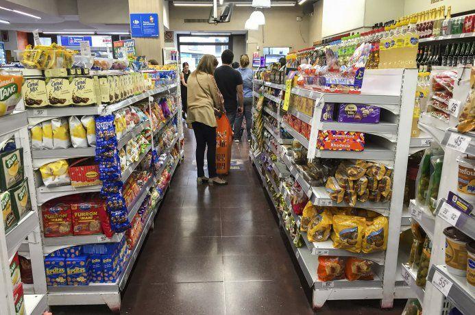 Freno en baja de la inflación: estiman ya un 3% en febrero