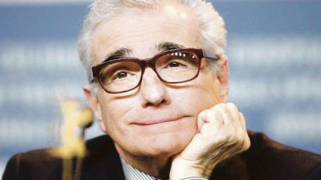 Scorsese filmó su propia cuarentena
