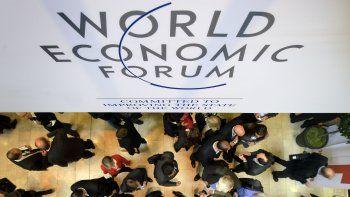 Sin grandes líderes, comienza esta semana el Foro de Davos