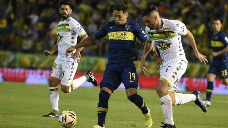 Boca le ganó a Aldosivi