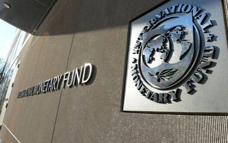 El Fondo Monetario Internacional.