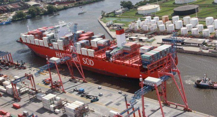 Por segundo mes consecutivo, se registró superávit comercial con Brasil