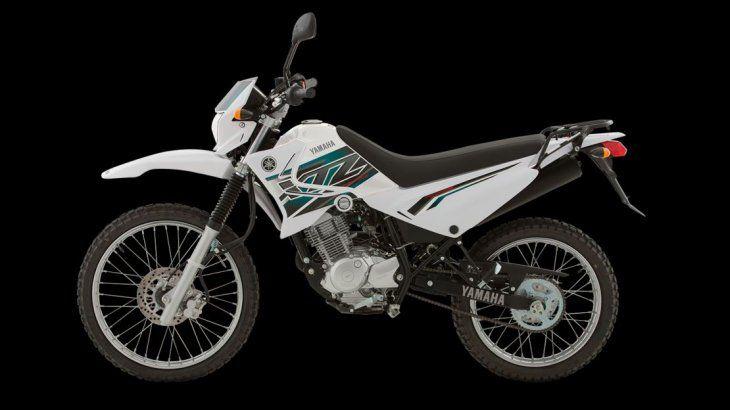 Yamaha XTZ 125.