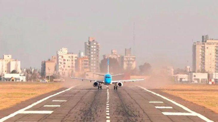 Resultado de imagen para aeropuerto de Santa Rosa