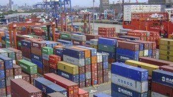 Se desaceleró el superávit comercial en enero: alcanzó u$s 372 millones