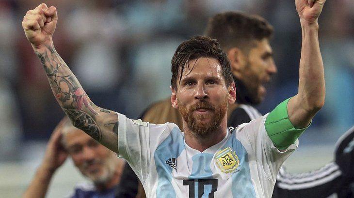 La mejor noticia: vuelve Messi a la Selección