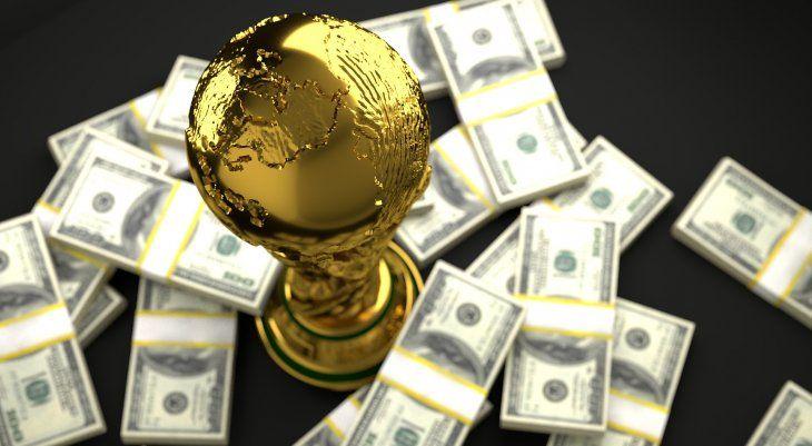 El fútbol de fiesta: en 2018 el mercado mundial de pases superó los u$s 7.000 M