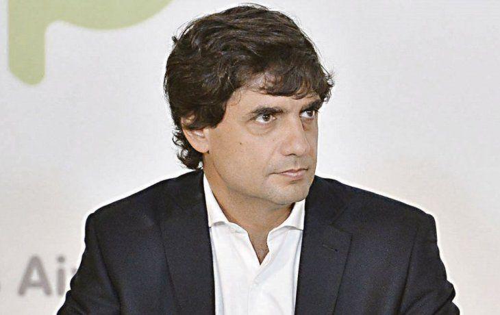 Hernán Lacunza el nuevo ministro de Hacienda.