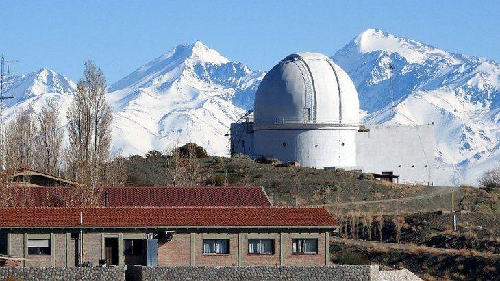 Complejo Astronómico El Leoncito.