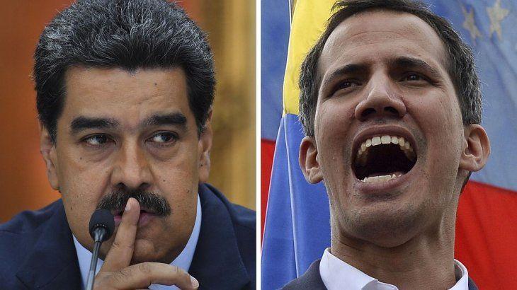 Maduro y Guaidó continúan su lucha por el poder.