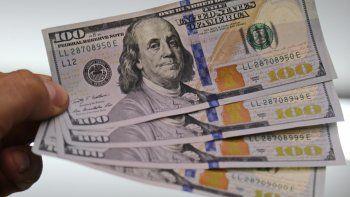 Dólar hoy: a cuánto subió en los principales bancos de la city