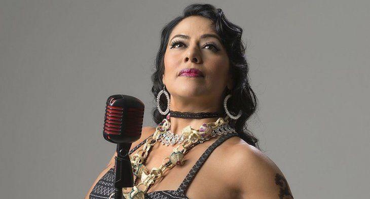 La mexicana Lila Downs será uno de los platos fuertes en el Festival Únicos.