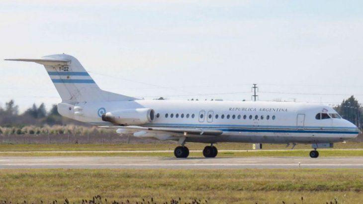 Bonadio quiere saber si la Fuerza Aérea pagó por vuelos que llevaban diarios a S. Cruz
