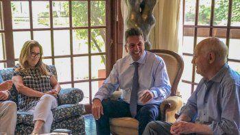 Massa y Lavagna, diagnóstico atroz y pacto global