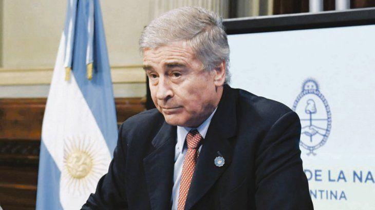Oscar Aguad.