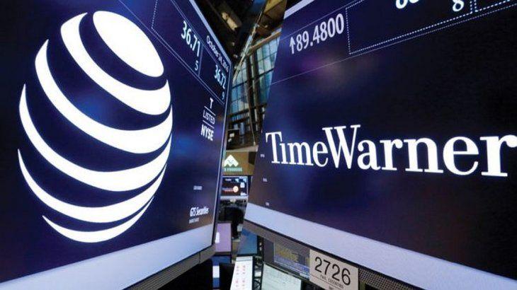 AT&T y Time Warner se unen para crear un nuevo gigante multimedia en EEUU:
